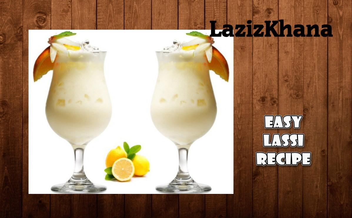 Special Lassi Recipe in Roman English - Special Lassi Banane ka Tarika