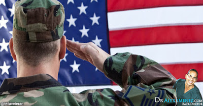 Chiropractic Care Effective for Veteran Disability - El Paso Chiropractor