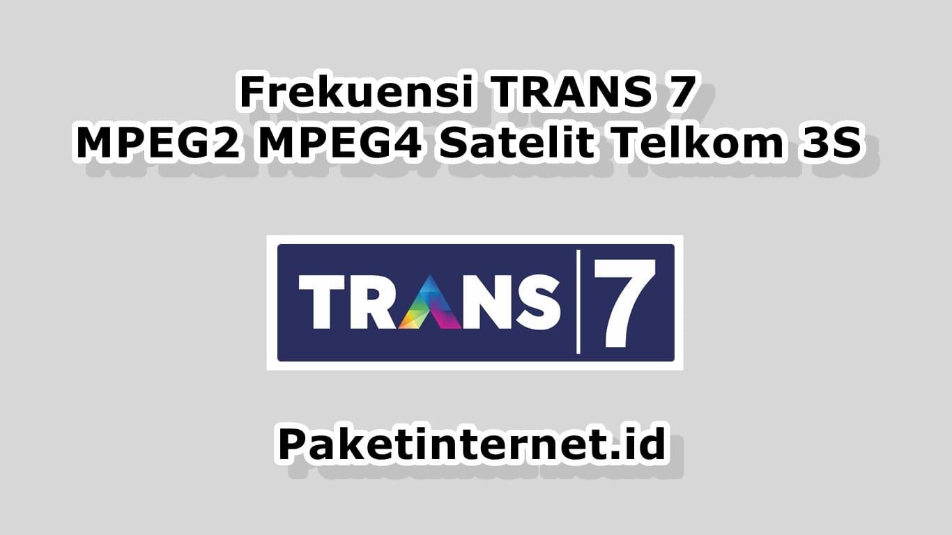 Frekuensi TRANS 7 Terbaru