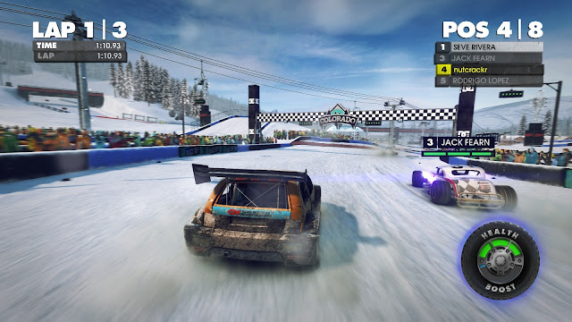 Dirt Showdown Highly Compressed Pc Game