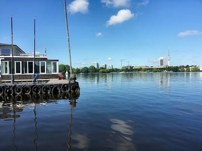 barca vela amburgo