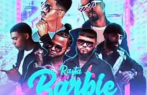 Gigolo Y La Exce & Arcangel & Myke Towers & Farruko & El Alfa - Rasta Barbie (Remix)