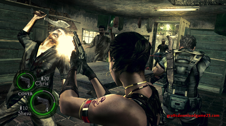 Download Resident Evil 5 Full Crack