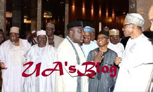 UPDATE: Buhari, APC govs meeting deadlocked