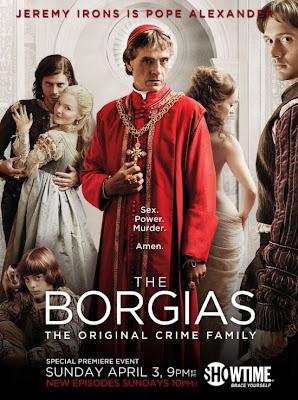 série The Borgias