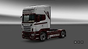 Skin Pack for Scania RJL by Sven Marks