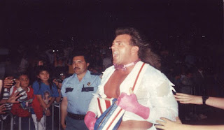 Former WWE Superstar Brutus the Barber Beefcake