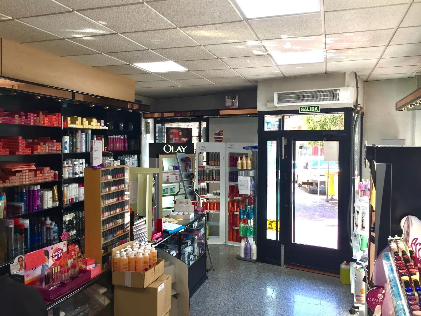 Productos de peluqueria profesionales Comercial Cortes