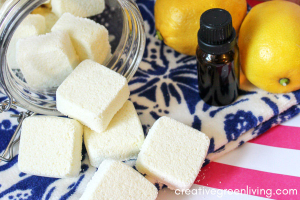how to make the best homemade dishwasher detergent that really works