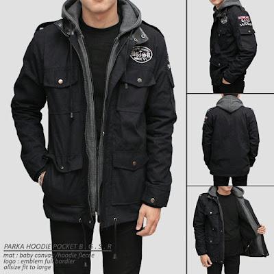 model jaket parka terbaru