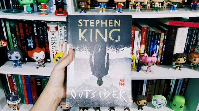 Outsider | Stephen King