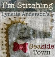 Seaside Town by Lynette Anderson