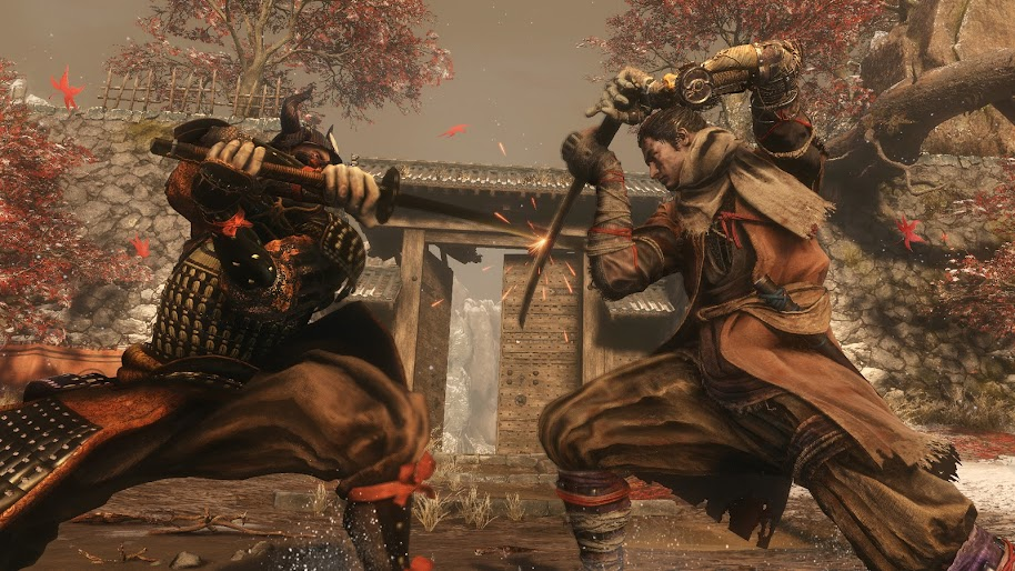 Sekiro: Shadows Die Twice, Fighting, Samurai, 4K, #31 ...