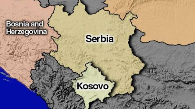 Η ΕΕ αποδέχθηκε την ιδέα της αλλαγής των συνόρων στο Κοσσυφοπέδιο