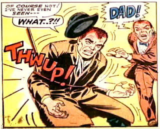 Amazing Spider-Man #47, john romita, Kraven captures Norman Osborn with a lassoo