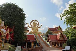 Wat Phra Yai, Big Buddha