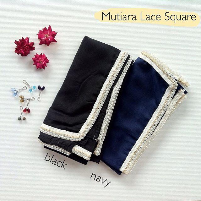 Mutiara Lace Square