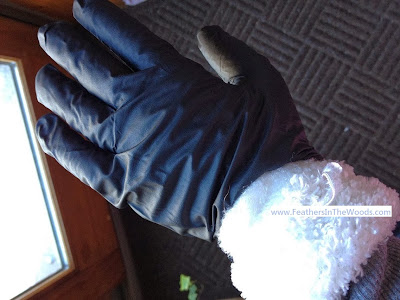 dry winter gloves