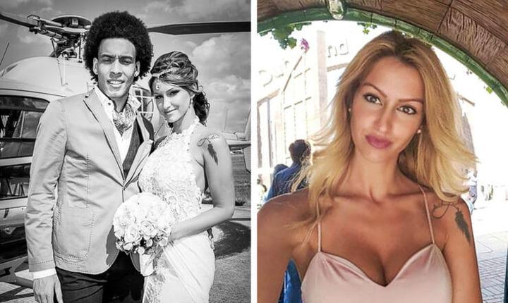 As belas esposas dos jogadores de futebol