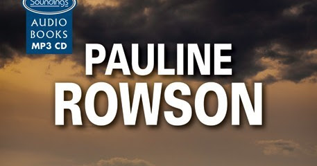 Crime audio books - Pauline Rowson talks about what shapes her characters DI Andy Horton and Art Marvik