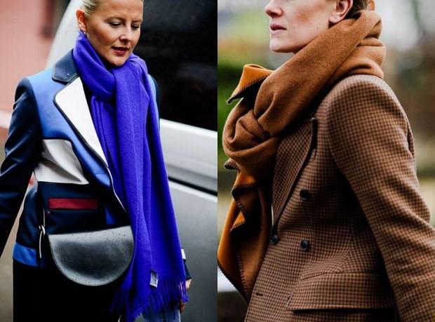 Fall-Winter 2018-2019 Women's Street Style Fashion Trends