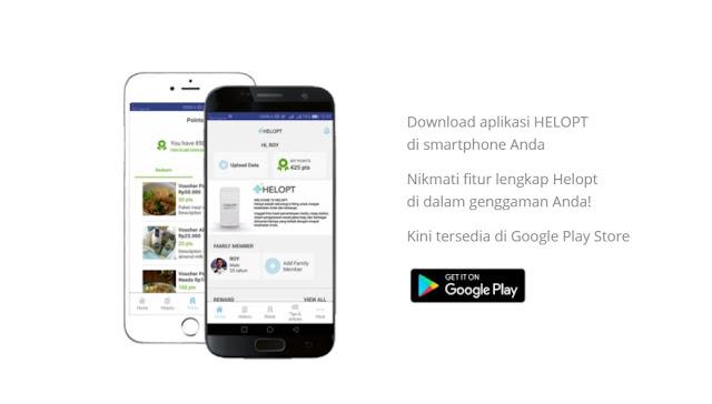 Aplikasi Helopt Bantu Pengguna Menyimpan Riwayat Medis Secara Online dan Gratis