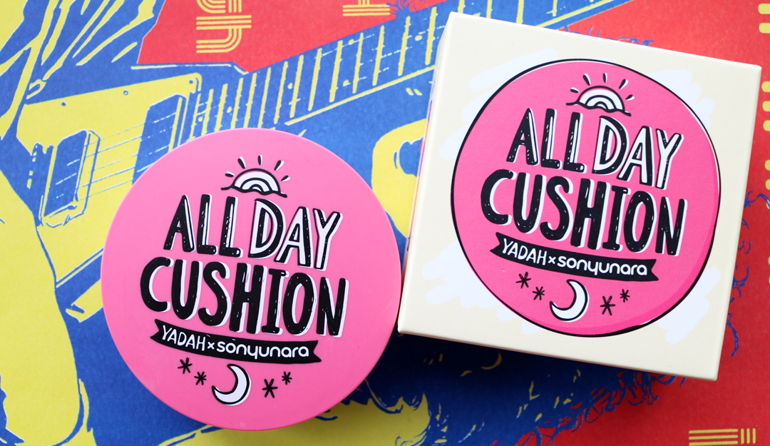 YADAH All Day Cushion