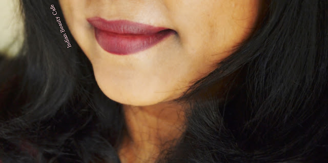 Chambor Extreme Matte Long Wear Lip Colour Bulgarian Rose LOTD