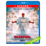 Había una vez un Deadpool (2018) 4K UHD Audio Dual Latino-Ingles