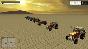 Fortschritt ZT 303 tractors pack (version 4.0A)