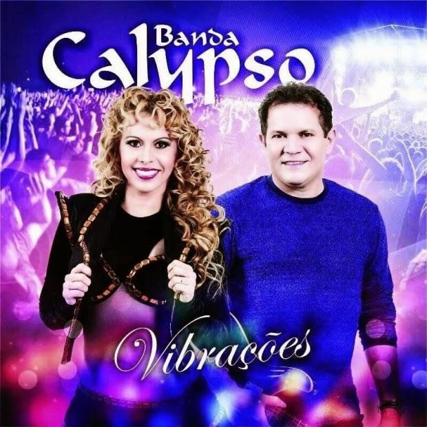 Banda Calypso - Vibrações CD Capa