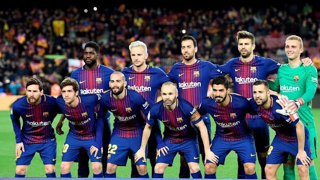 İspanya Ligi'nde Şampiyon Olan Takımlar Barcelona - Kurgu Gücü