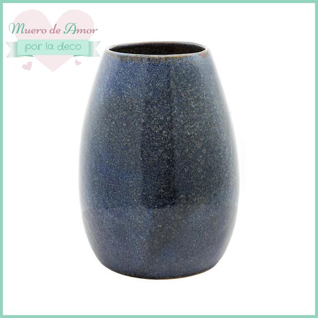 Jarrones Azules para Decorar tu Casa-Sia Home-By Ana Oval
