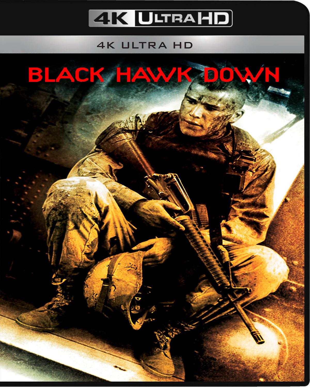 Black Hawk Down [2001] [UHD] [2160p] [Latino – Castellano]