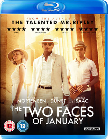 The Two Faces of January (2014) Dual Audio Hindi 480p BluRay