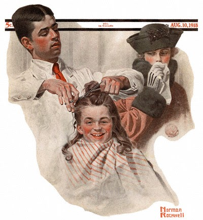norman rockwell haircut freemont pages the of style 3783