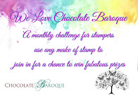 Challenge blog Chocolate Baroque