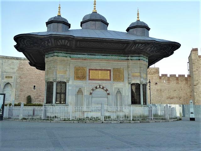 Fontana del Sultano Ahmet III