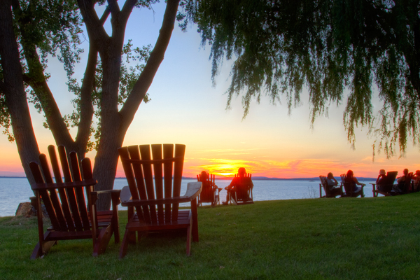 Sentiers, plage, autocueillette, coucher de soleil…à 30 min de Montréal