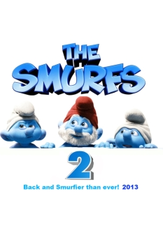 Film The Smurfs 2 2013