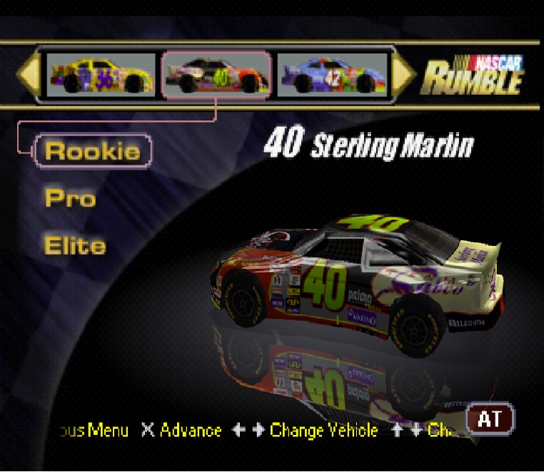 Download Software Free!!!: Download Game PSX Nascar Rumble Racing ISO Gratis