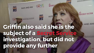 Is Kathy Griffin's Career Over? Top Crisis Managers Weigh In