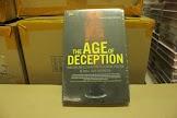 Jual Buku The Age of Deception - Frassminggi Kamasa