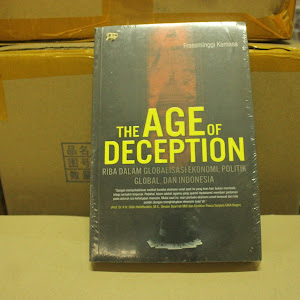 Jual Buku The Age of Deception - Frassminggi Kamasa