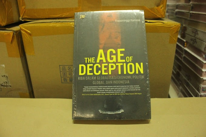Buku The Age of Deception - Frassminggi Kamasa