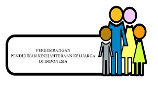 perkembangan pendidikan kesejahteraan keluarga