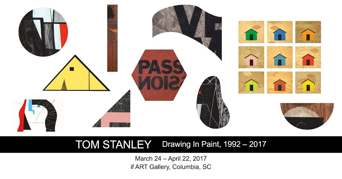 If art gallery tom stanley drawing in paint 1992 2017 for Columbia craft show 2017