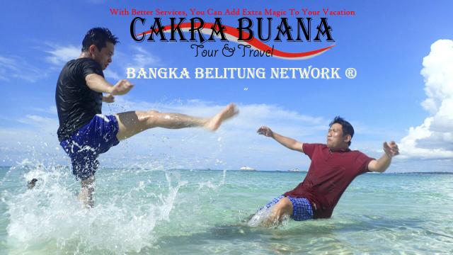 Paket Wisata Belitung 4D3N Tanpa Hotel
