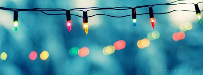 christmas lights facebook covers - photo #25