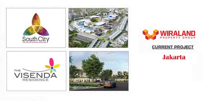 Proyek Wiraland Property Group di Jakarta